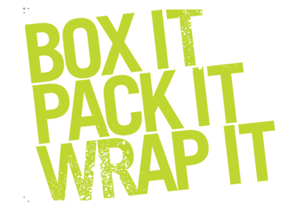 Box it, Pack It, Wrap it